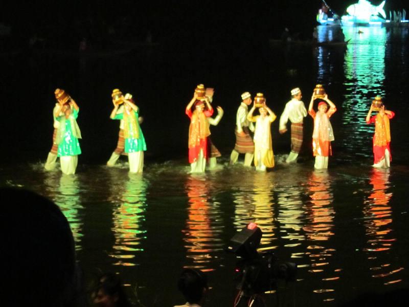 """Lễ hội mùa nước nổi """"Búng Bình Thiên"""""""