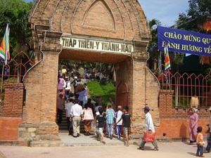 Lễ hội Tháp Bà Ponagar Nha Trang là di sản văn hóa phi vật thể quốc gia