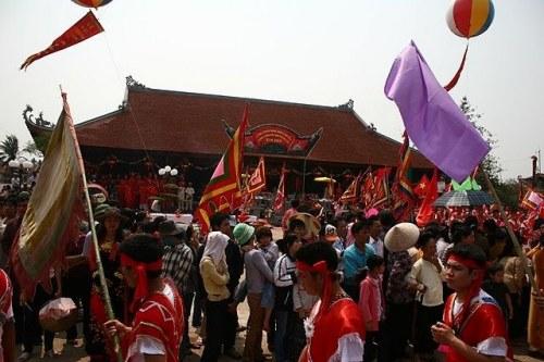 Lễ hội xã Dương Liễu