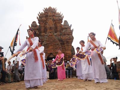 Một trong những hoạt động của lễ hội
