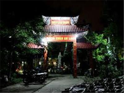 Linh Quang An Đà