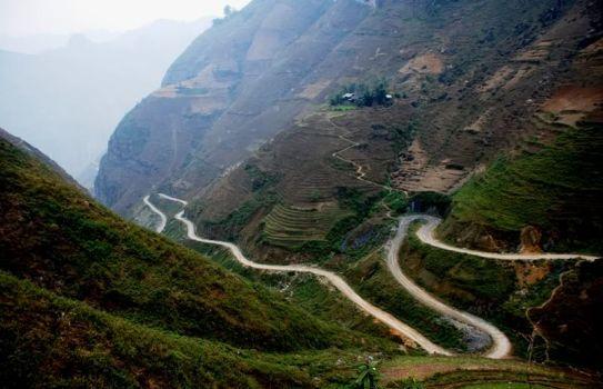 Đèo Lũng Lô - Huyện Văn Chấn