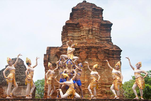 Tháp Chàm - Mũi Né.