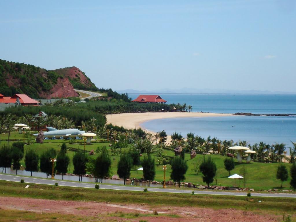 Bãi Lữ - Điểm du lịch hấp dẫn Nghệ An