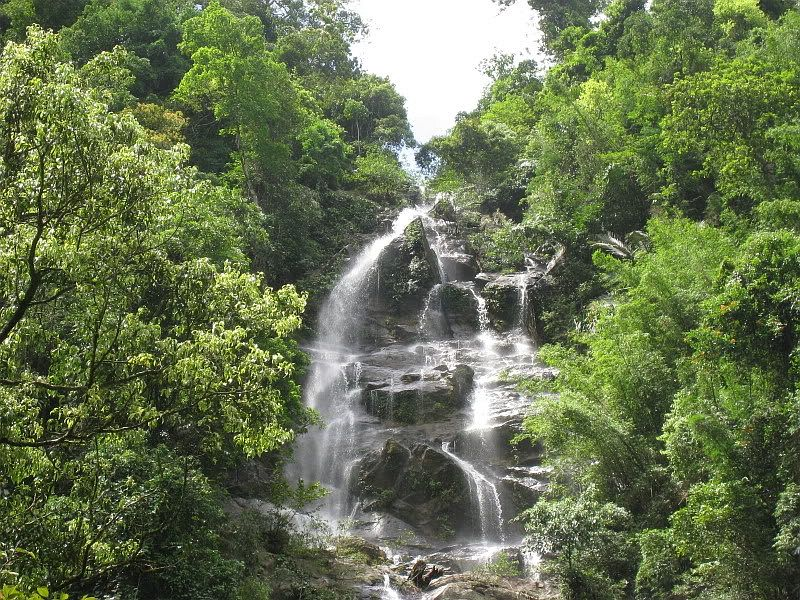 Khu du lịch vườn quốc gia Pù Mát
