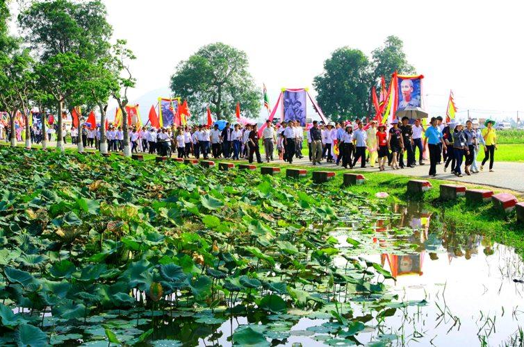 Khu du lịch Nam Đàn - Điểm du lịch hấp dẫn Nghệ An
