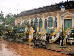Nhà cổ vườn lan Bình Thủy