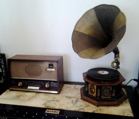 Máy nghe nhạc, máy nghe băng casett