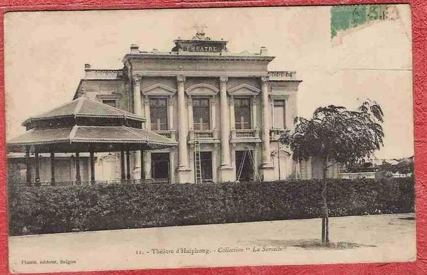 Nhà hát lớn ngày xưa