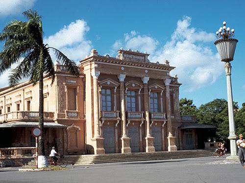Nhà hát lớn ngày nay