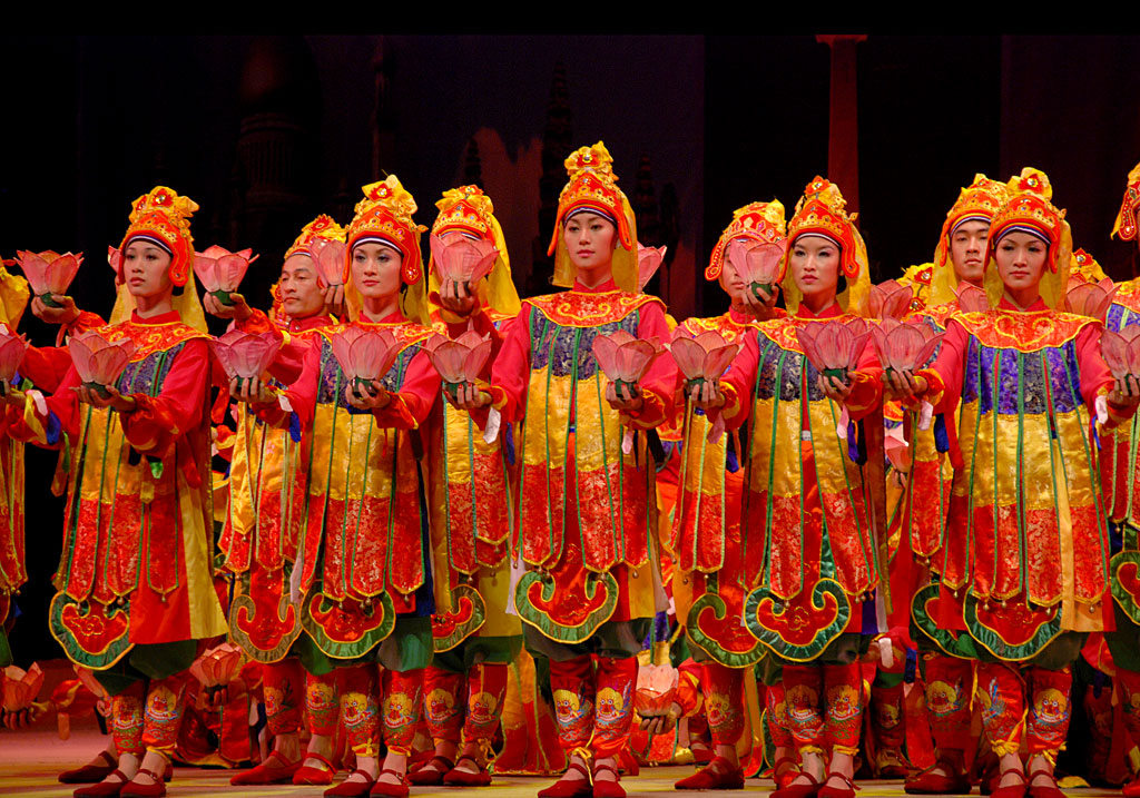 Nhã Nhạc - âm nhạc cung đình Việt Nam