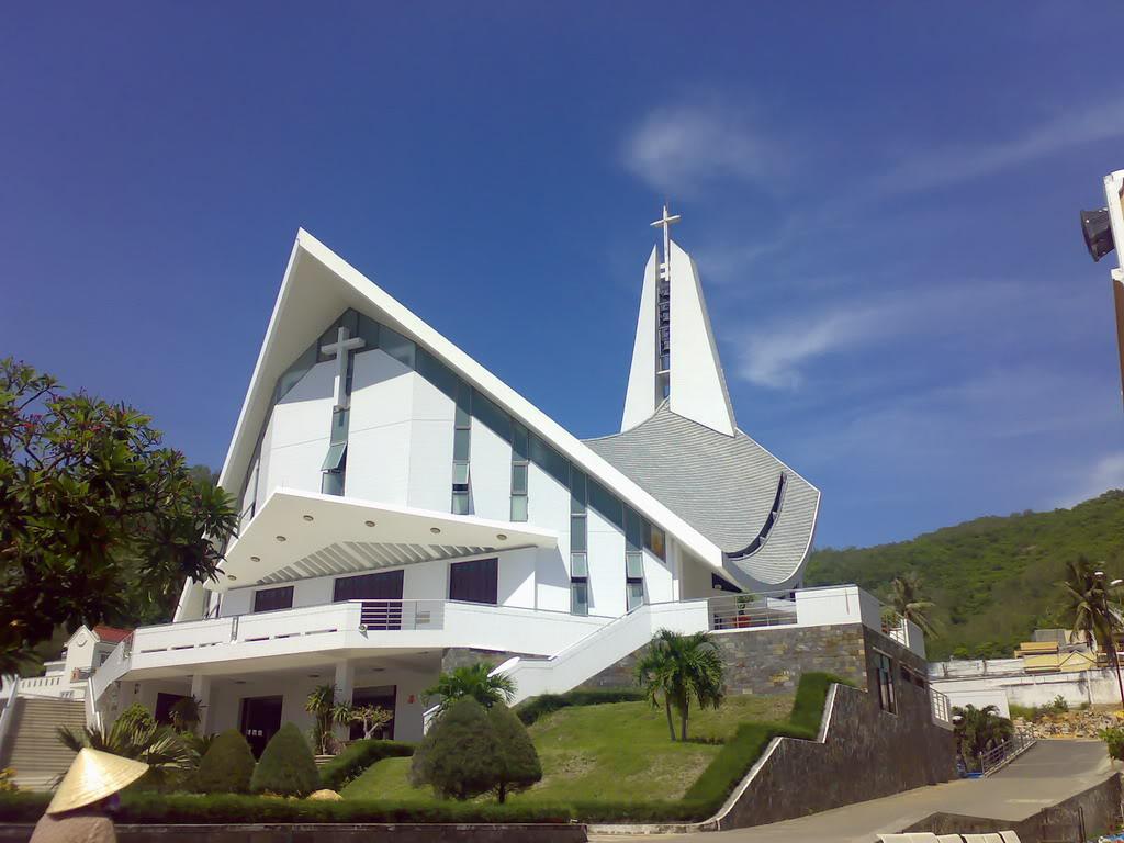 Nhà thờ Bến Đá