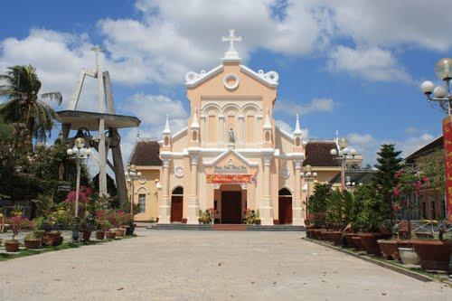 Nhà thờ Chính tòa Cần Thơ
