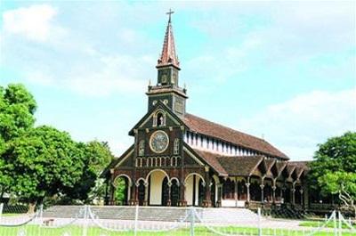 Nhà thờ Chánh tòa Kon Tum