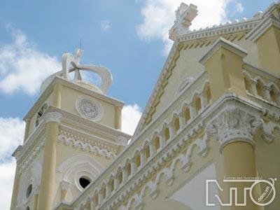 Kiến trúc mang phong cách Tây Âu