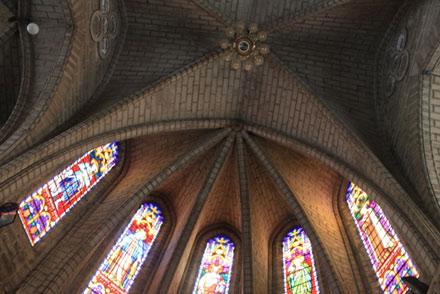 Kiến trúc phương Tây độc đáo