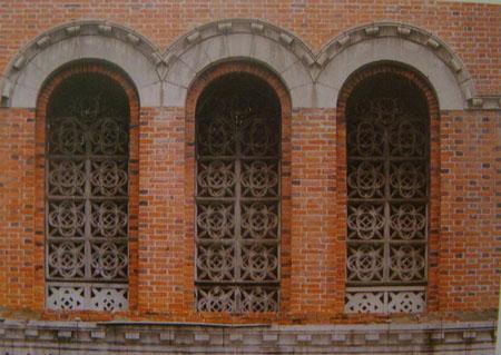 Cửa sổ của nhà thờ