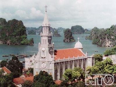 Nhà thờ Hòn Gai