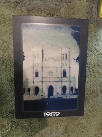 Cuốn sách in đầu tiên bằng chữ quốc ngữ được lưu giữ ở nhà thờ Mằng Lăng