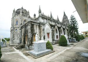 Nhà thờ Trà Cổ ở 1 góc nhìn khác