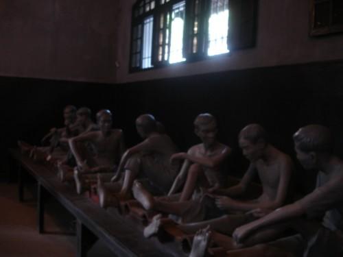 Mô tả tù nhân