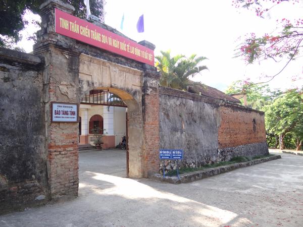 Bảo tàng tỉnh