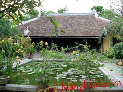 An Hiên là nhà vườn tiêu biểu nhất trong số các nhà vườn còn lại đến nay