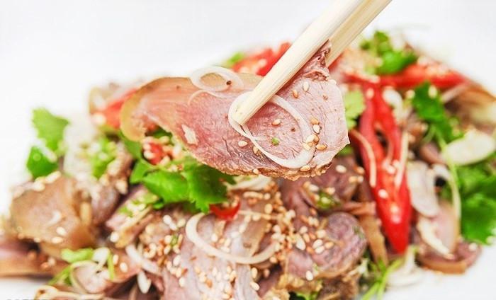 Dê Núi, món ngon nổi tiếng nhất Ninh Bình