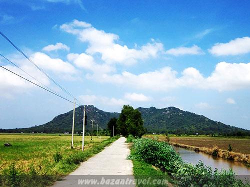 Núi Ba Thê An Giang