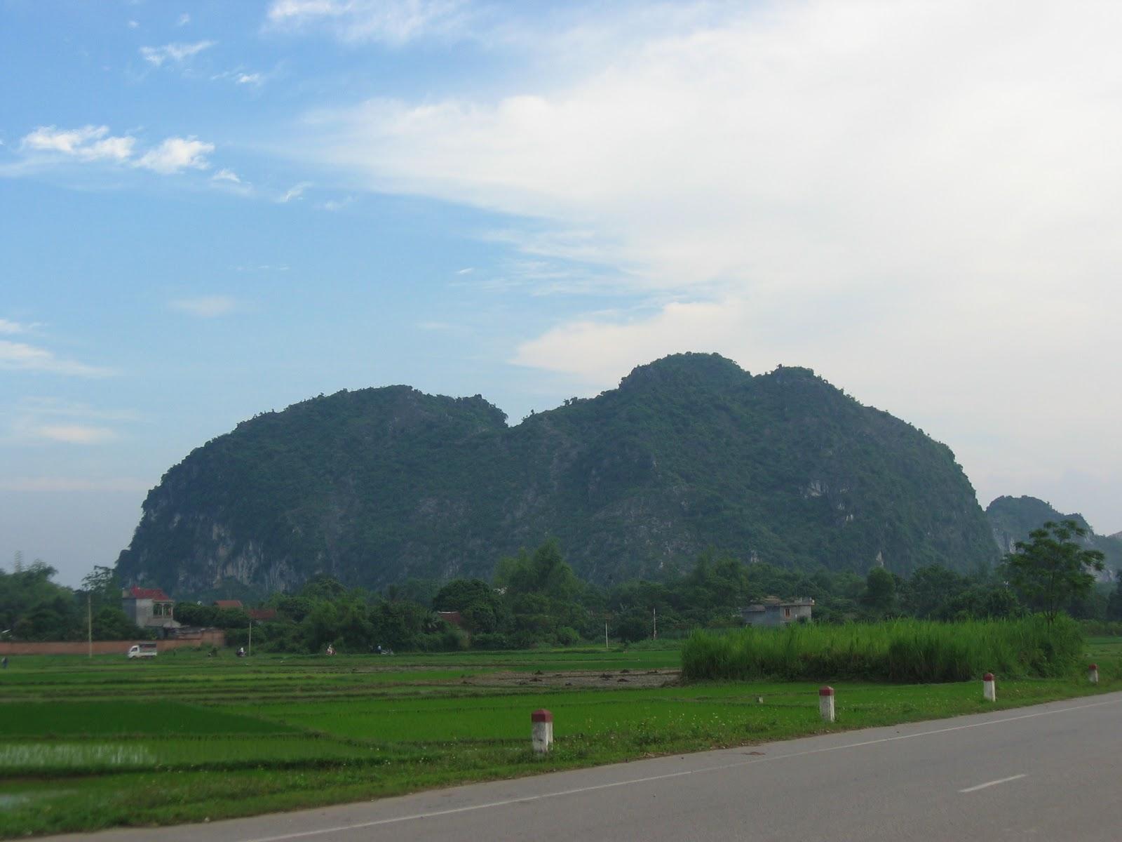 Núi Voi là một quần thể thiên nhiên đa dạng,