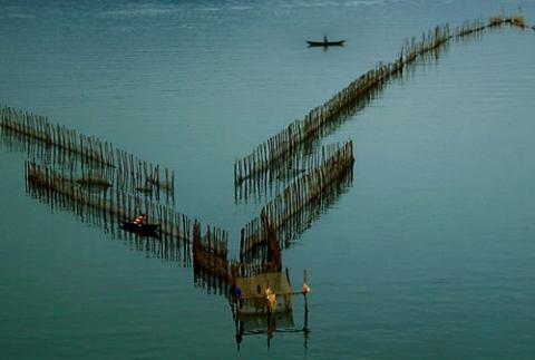 Phá Tam Giang một trong những đầm phá lớn nhất Đông Nam Á