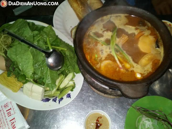 Địa điểm món Lẩu Bò Phan Rang