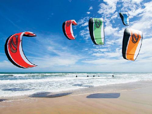 Trải nghiệp nên thử Phan Thiết - Lướt ván diều Phan Thiết