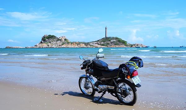 Trải nghiệp nên thử Phan Thiết - Khám phá Phan Thiết bằng xe máy.