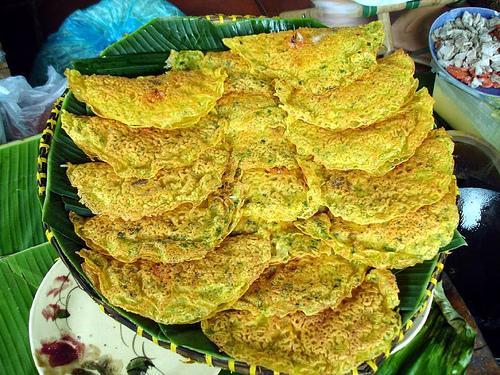 Bánh xèo phan Thiết - Món ngon ở Phan Thiết.