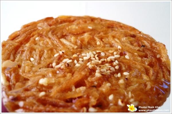 Bánh rế Phan Thiết - Món ngon ở Phan Thiết.