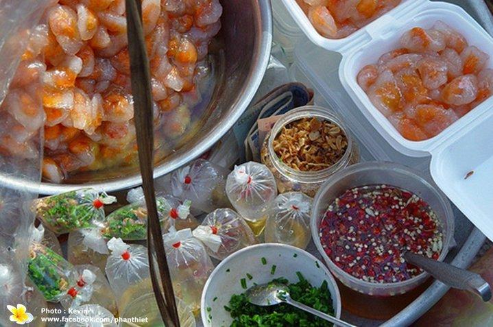 Bánh quai vạc - Món ngon ở Phan Thiết.