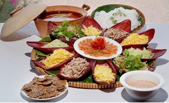 Lẩu thả - Món ngon ở Phan Thiết.