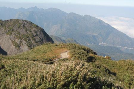 Chinh phục thành công điểm cao 2.900 mét