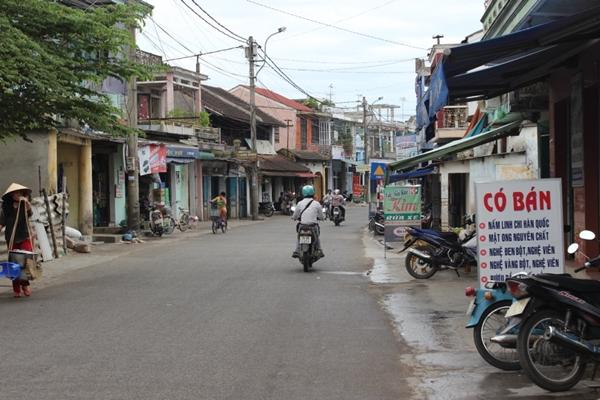 Một góc phố cổ Bao Vinh
