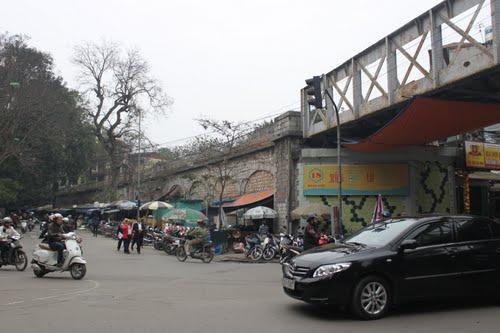 Phố Gầm Cầu