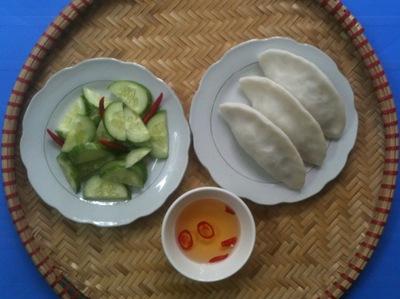 Đặc sản Phú Thọ - Banh tai