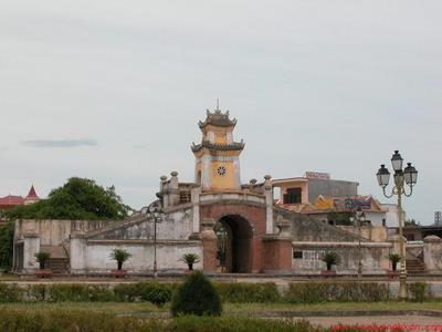 Cổng thành