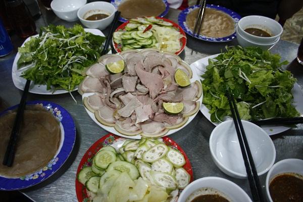 Món ngon Quảng Nam: Bê thui Cầu Mống