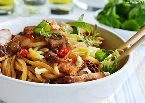 Món ngon Quảng Nam: Cao Lầu