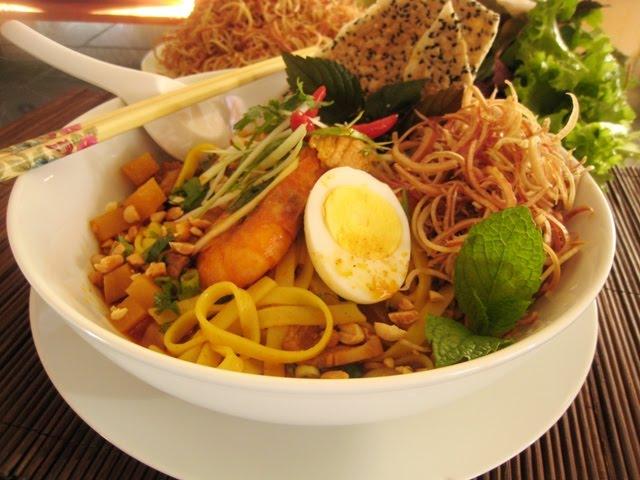 Món ngon Quảng Nam: Mì Quảng