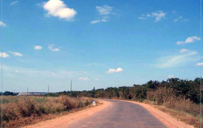 Con đường dẫn tới rừng Chàng Riệc