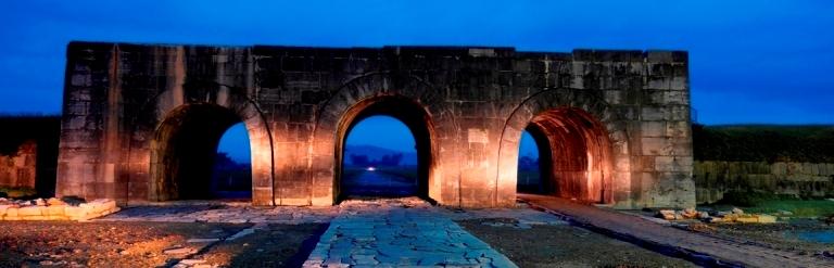 Cổng Nam thành nhà Hồ