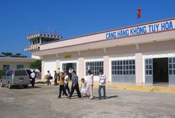Sân bay Đông Tác