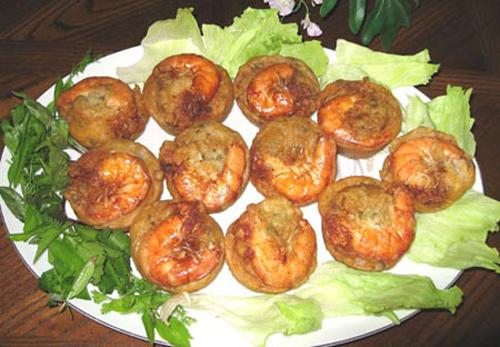 Món ngon Sóc Trăng: Bánh Cóng